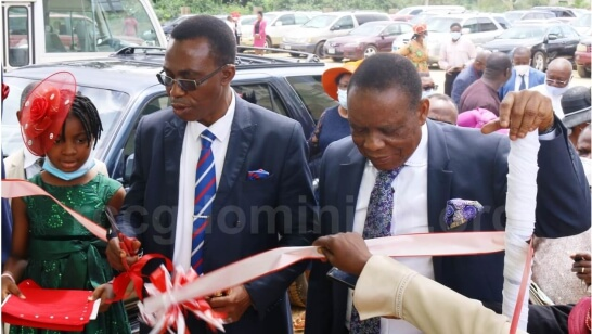 Commissioning of Dominion CRM complex